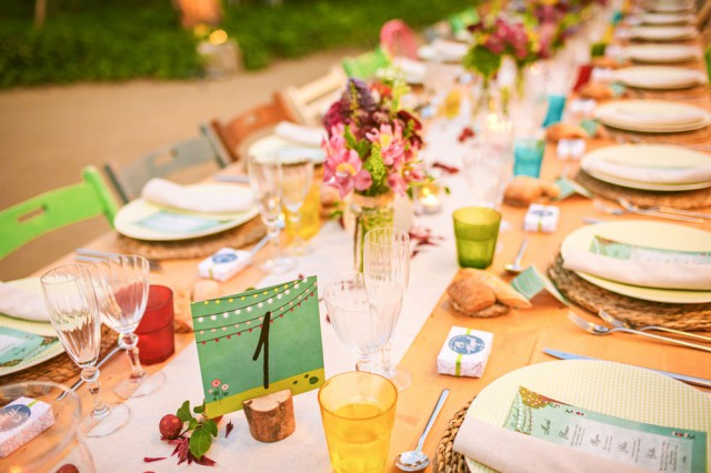 colourful spanish orchard wedding (34)