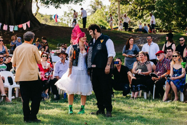 Australian punk wedding (37)