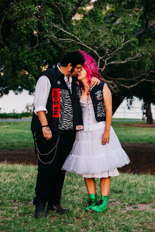 The Punk Wedding To End All Punk Weddings · Rock N Roll Bride. Ash Necklace. Original Grain Watches. Wedding Ring Diamond. Silver Fashion Jewellery. Wooden Engagement Rings. Beige Watches. Gold Band Engagement Rings. Real Silver Anklets