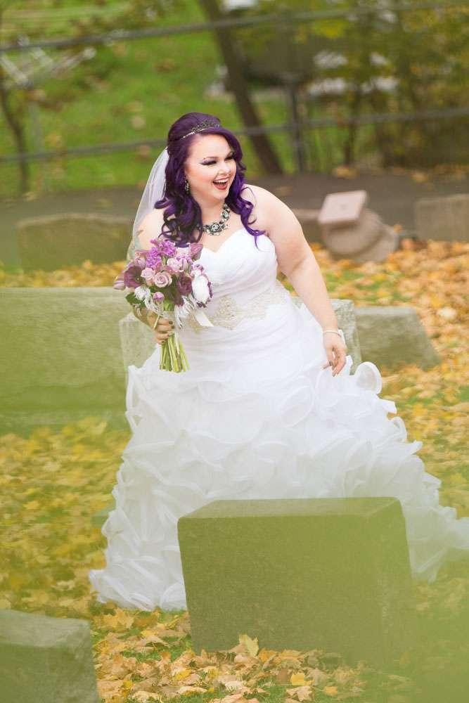 Halloween Themed Wedding Dresses 60 Inspirational Halloween Wedding in a
