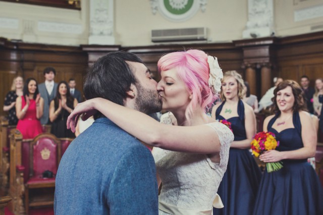 Lisa Jane Photography Alternative London Wedding Photography