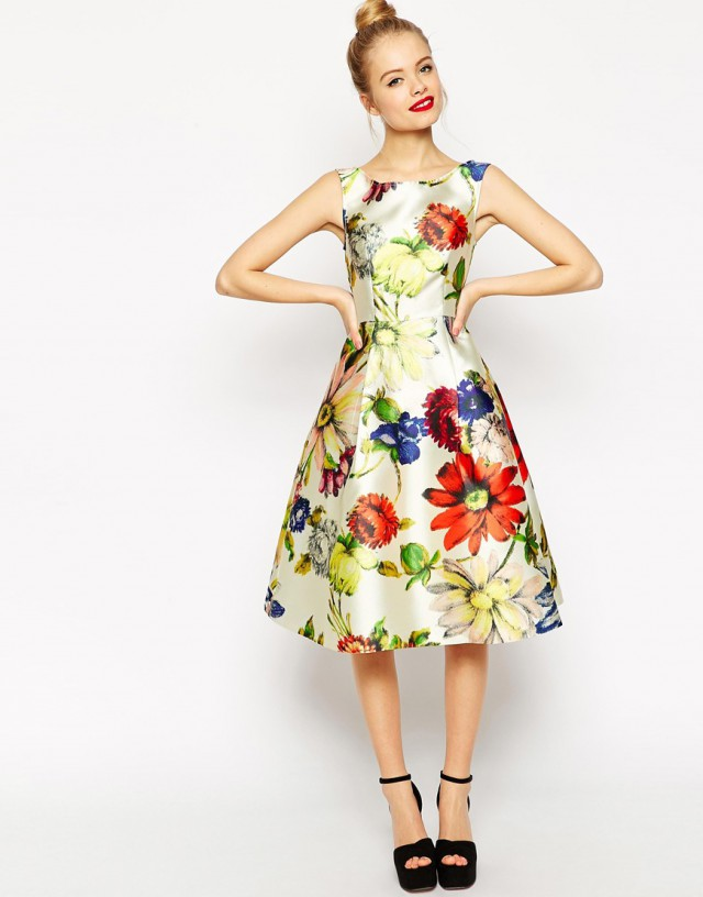 ASOS spring bridesmaid dress1
