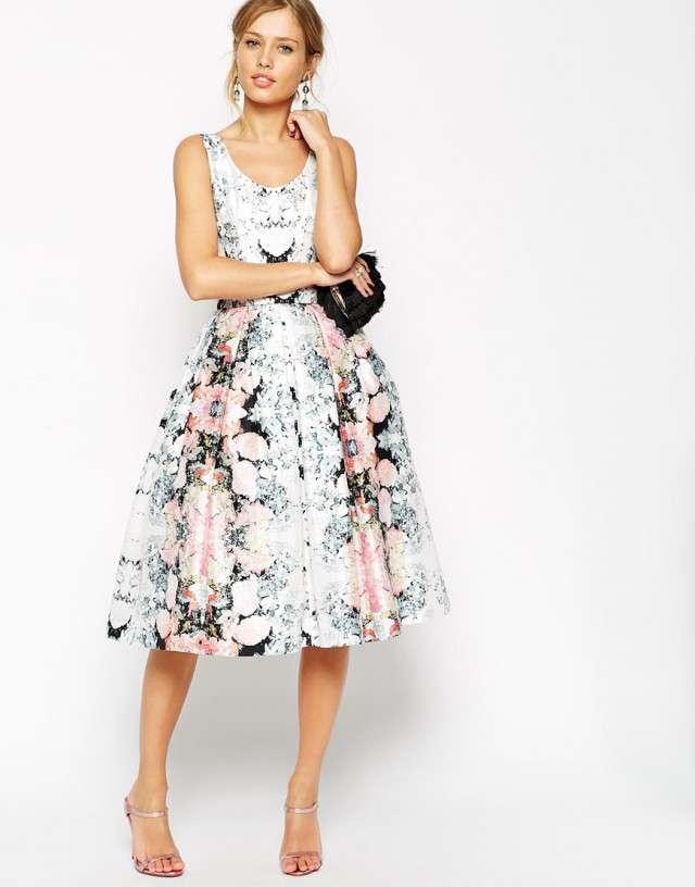 Asos Dresses Wedding 23 Cute ASOS spring bridesmaid dress