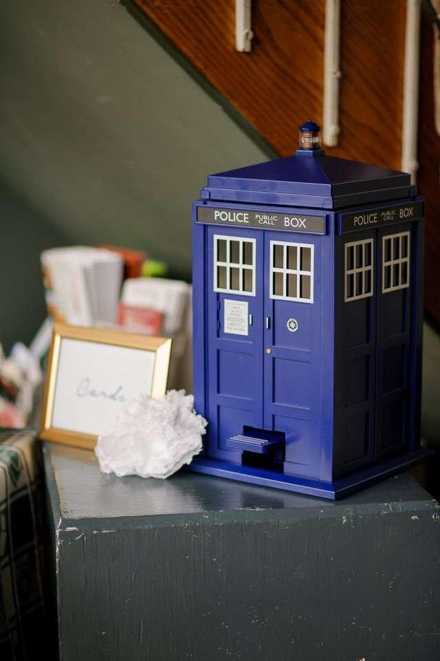 Doctor Who Wedding 47