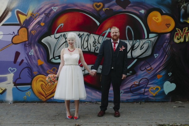 Retro wedding at the Voodoo Rooms (28)