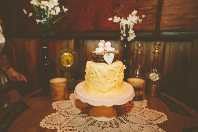 Rustic Vintage Outdoor Wedding - Malissa Ahlin Photography-118