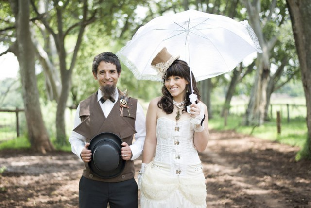 South African Steampunk wedding (27)
