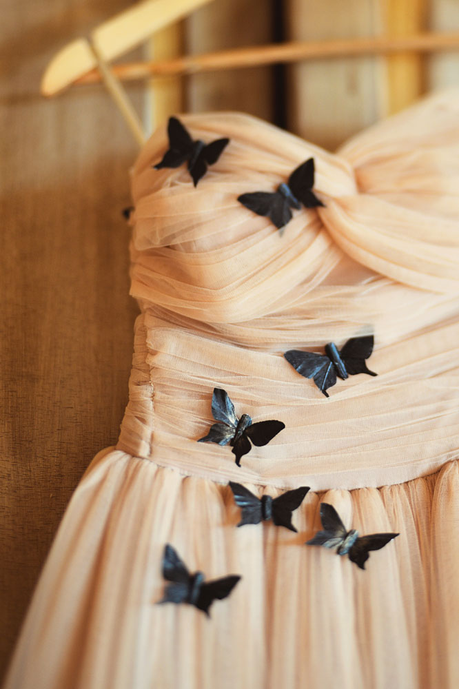 Glamorous romanian wedding with the bride in a butterfly gown rock n roll bride - Traditional style wedding romania ...