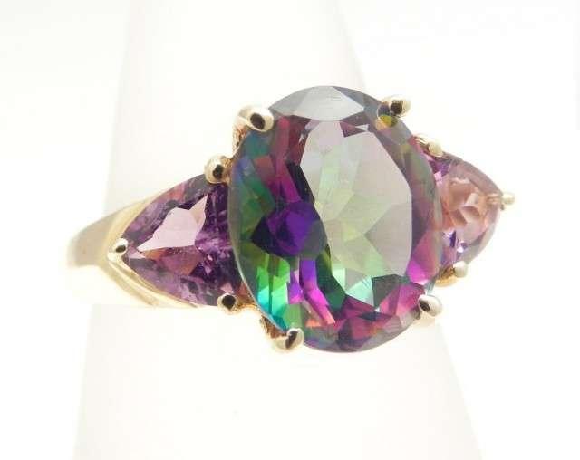 Peridot Wedding Bands 67 Cute Mystic topaz ring