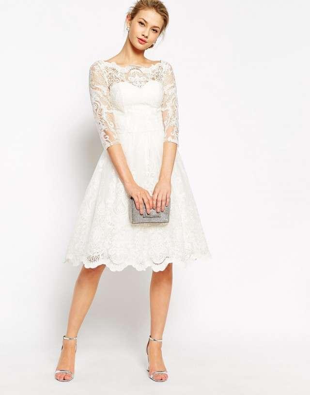 Wedding Dress Asos 9 Epic chi chi london wedding