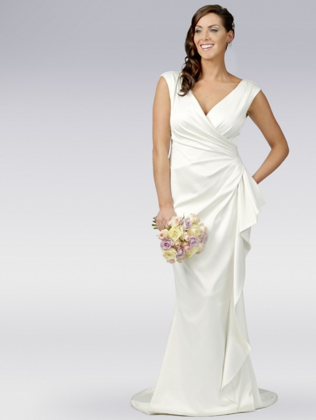 30 Dresses That Prove You Can Get A Gorgeous Wedding Gown