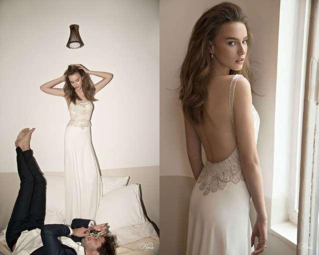 Flattering Wedding Dresses 10 Stunning flora bridal lauren natasha