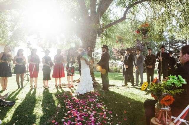 Dia De Los Muertos · Rock n Roll Bride