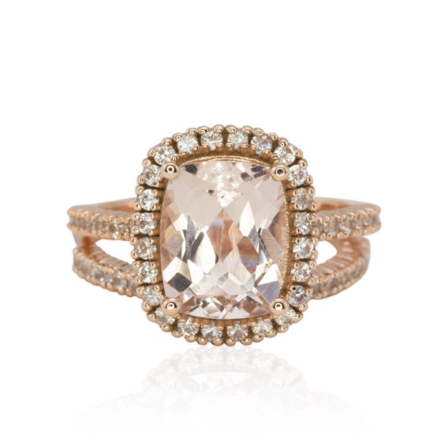 25 Non-Diamond Engagement Rings · Rock N Roll Bride