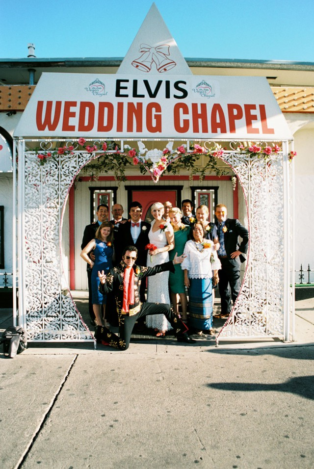 quirky elvis vegas elopement Gaby J Photography 209
