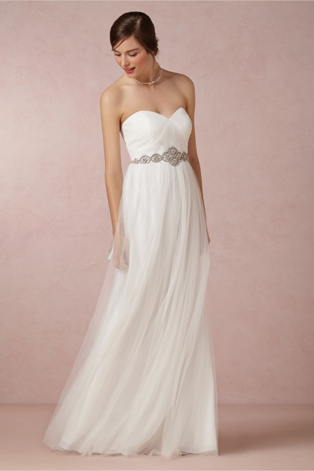 Wedding Dresses That Are Cheap 64 Fabulous annabelle dress BHLDN