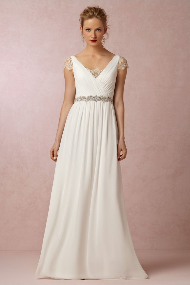 Cheap White And Red Wedding Dresses