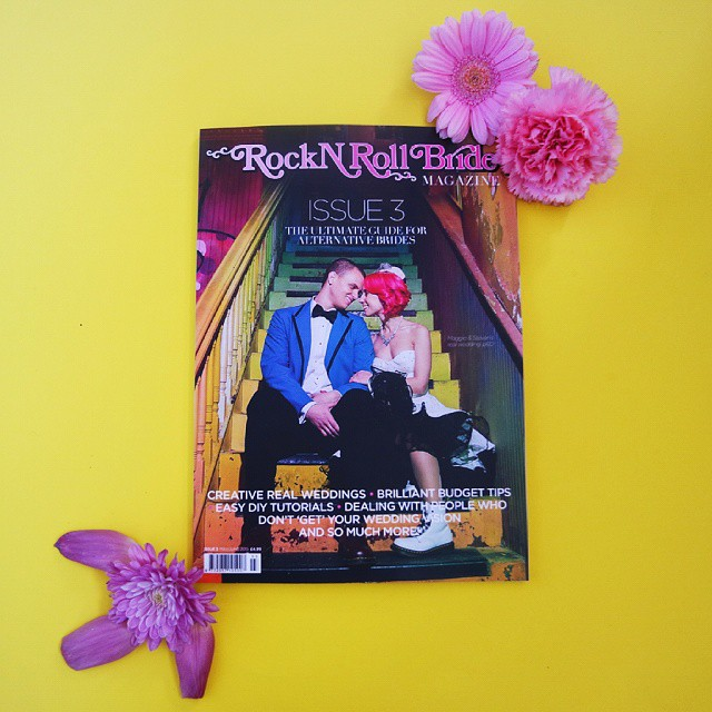rocknrollbride magazine issue 3