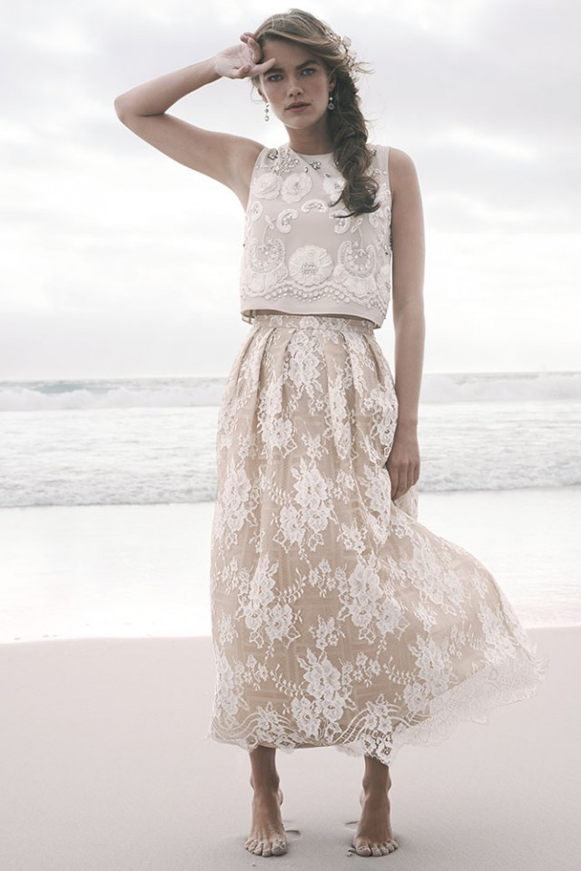 Bridal Separates To Suit Every Style Taste And Budget Rock N