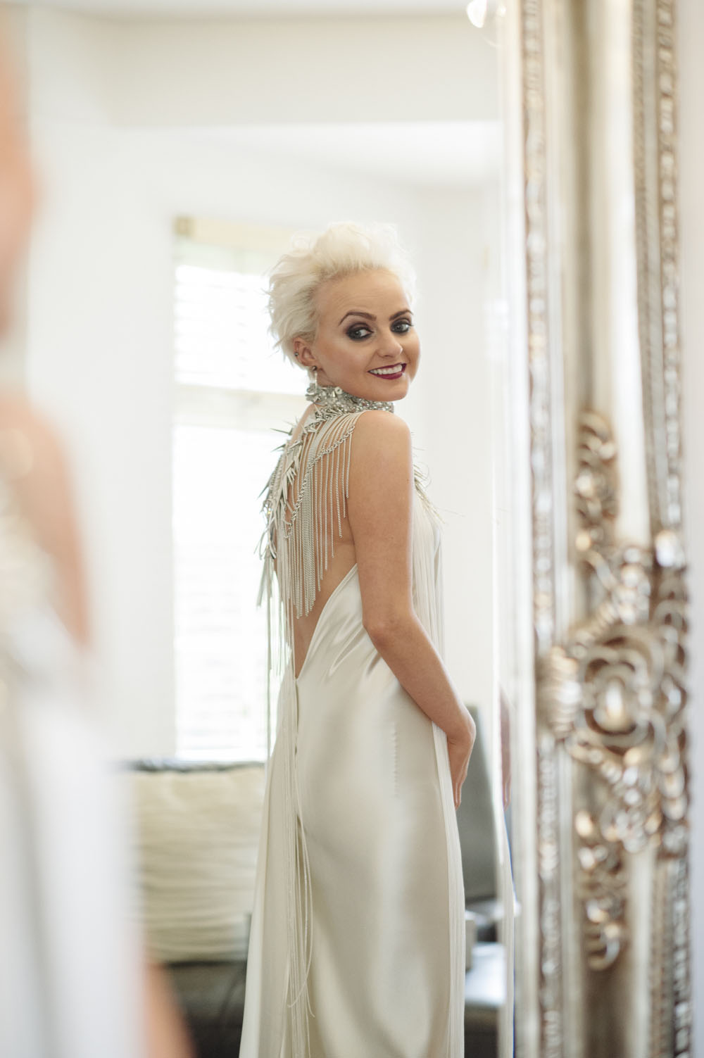 Industrial, Chic and Non-Traditional Belfast Bash! · Rock n Roll Bride