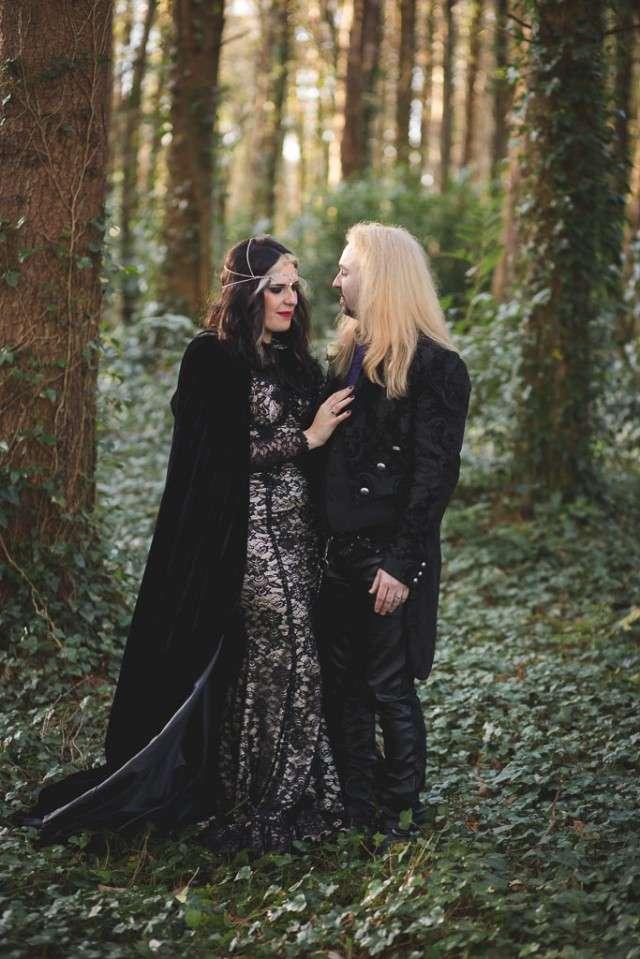 Victorian Gothic Wedding Dresses 29 Lovely Victorian Gothic Chic RockNRoll