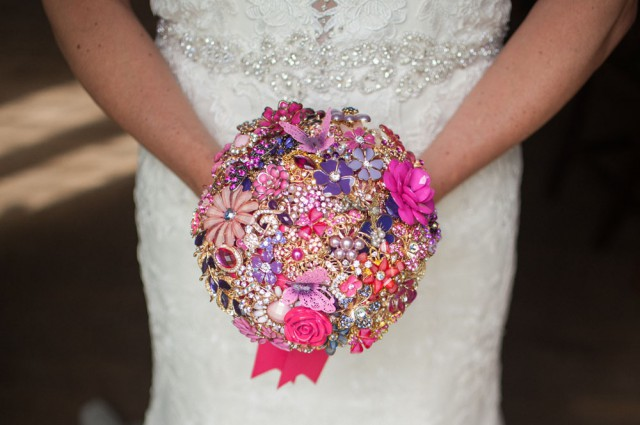 elizabeth rose events brooch bouquet (16)
