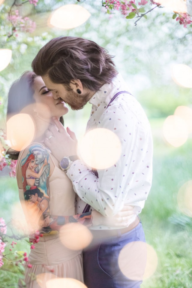 punky fairytale engagement shoot (27)