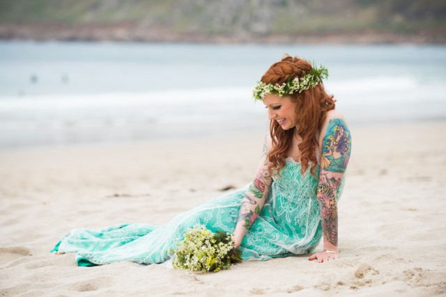 James and Amy Winter - Cornish Mermaid Wedding - Adam Gibbard Photography  (115)