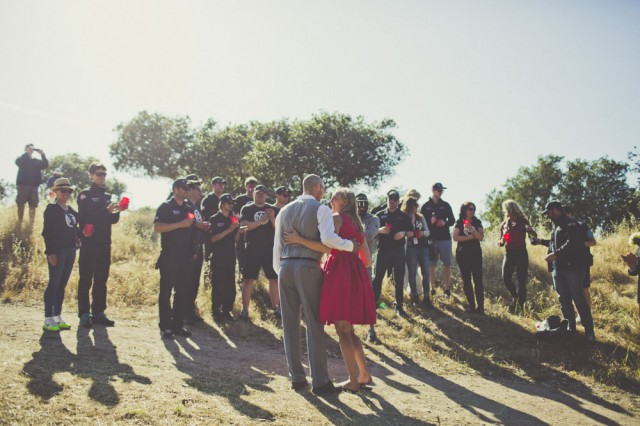 Race Track Elopement That Was a Surprise For The Groom (16)