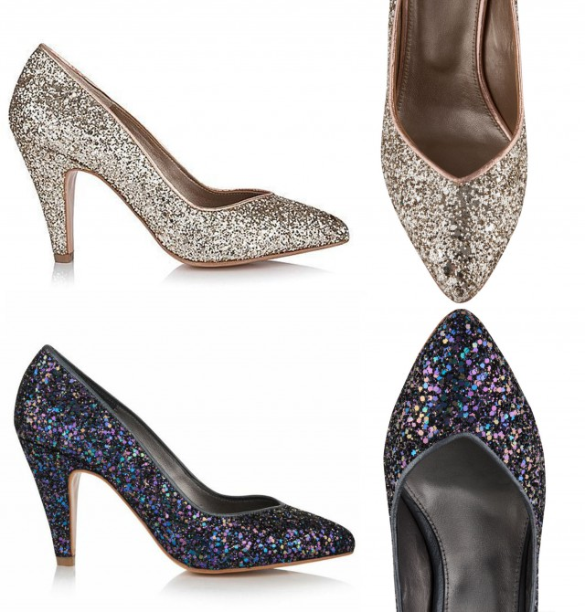 b8863c7612c Win The Glitter Encrusted Wedding Shoes of Your Dreams with Agnes ...