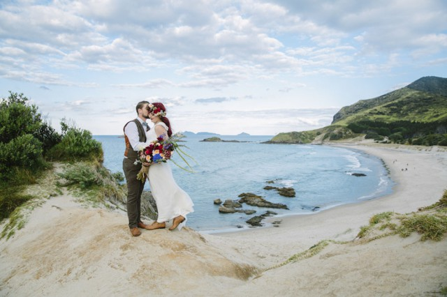 casual and beautiful new zealand wedding (36)