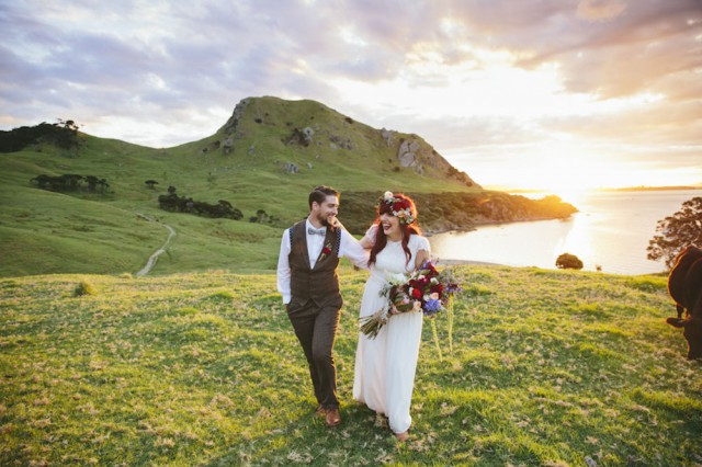 Casual And Beautiful New Zealand Wedding 44