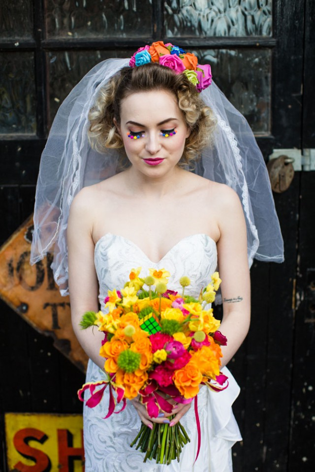 1980s bridal shoot (3)