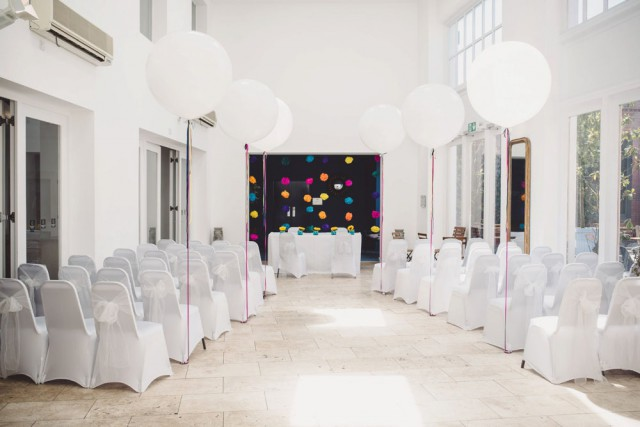 Colourful Fazeley Studios Wedding (3)