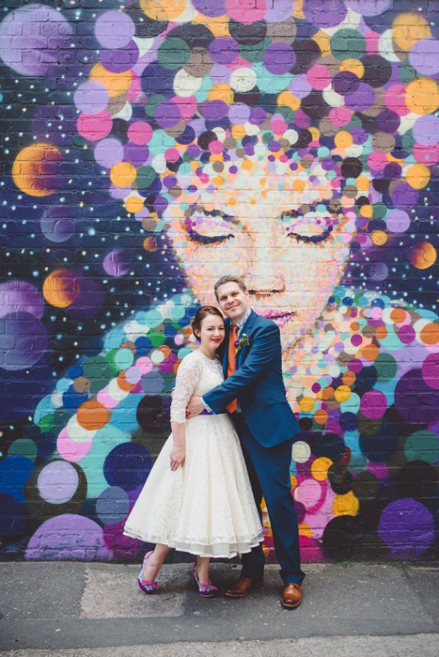 Colourful Fazeley Studios Wedding (38)