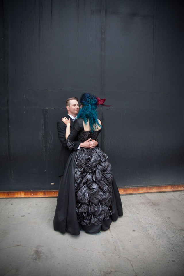 Victorian Gothic Wedding Dresses 5 Awesome Victorian Gothic wedding