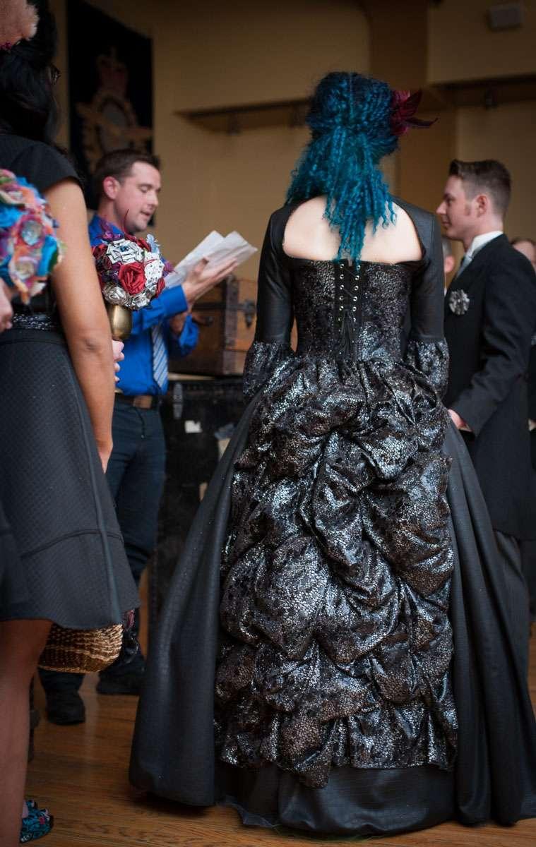 Victorian Gothic Wedding Dresses 40 Superb Victorian Gothic wedding