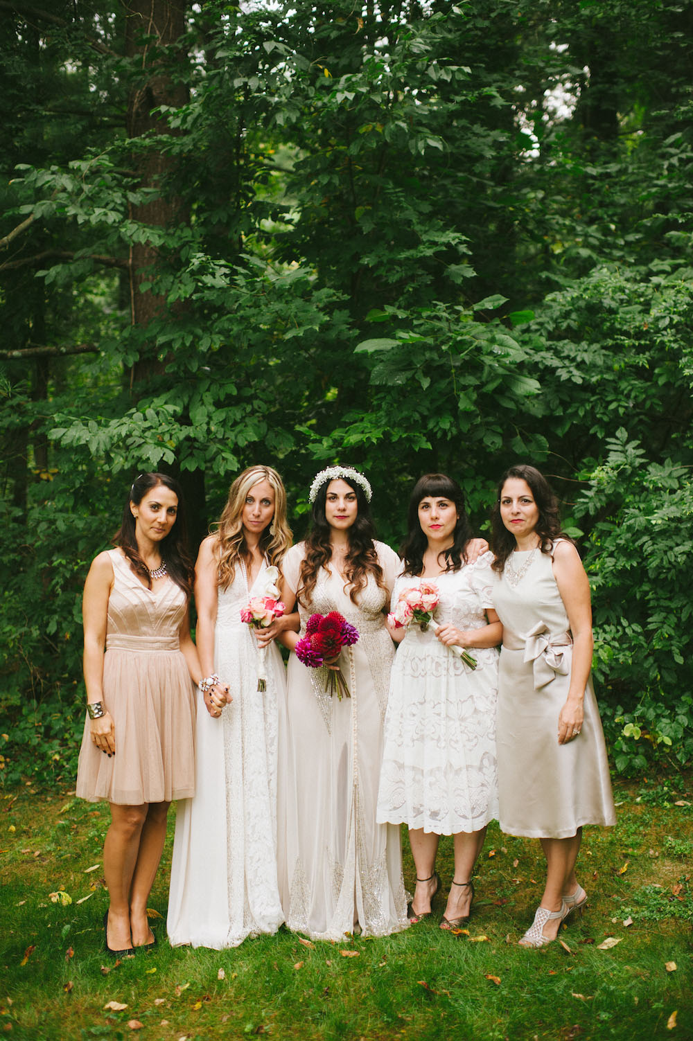 late summer wedding in the midwest  u00b7 rock n roll bride