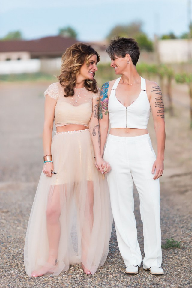 same sex boho fairytale wedding (54)