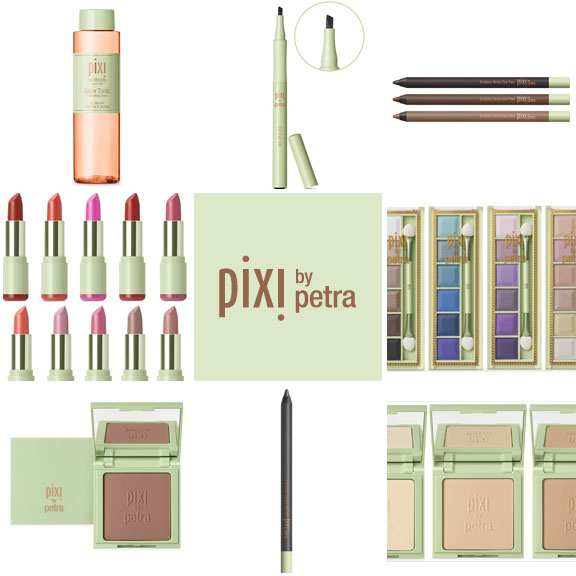 win a pixi beauty haul with rock n roll bride