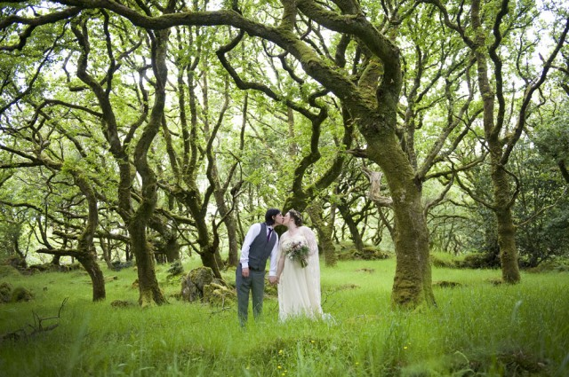 Ancient Woodland Welsh Wedding (30)