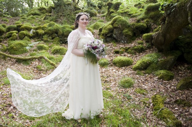 Ancient Woodland Welsh Wedding (36)