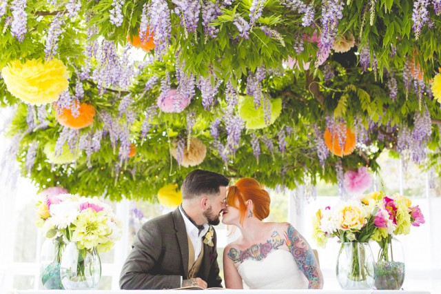colourful kent wedding (20)