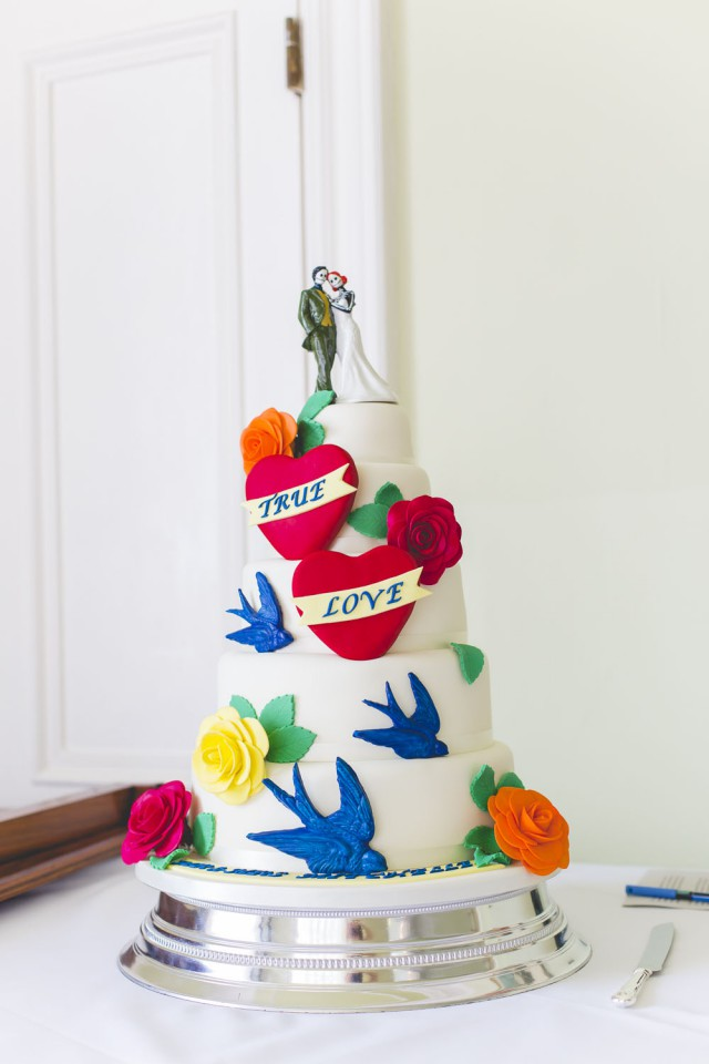 colourful kent wedding (30)