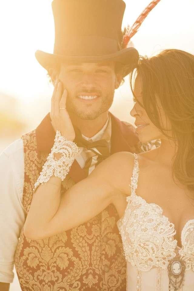 Burning Man Wedding Dress