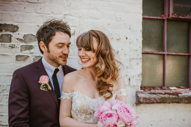 vintage inspired hackney pub wedding (41)