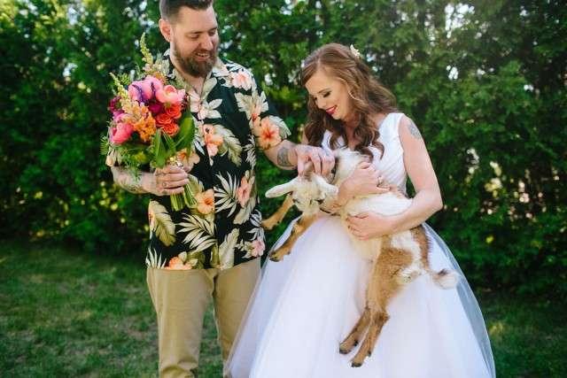 White Hawaiian Wedding Dresses 91 Spectacular Hawaii tiki goat wedding