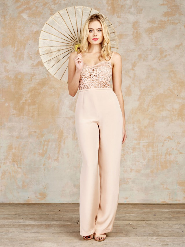 The Style Conscious Choice Bridal Jumpsuits From House Of