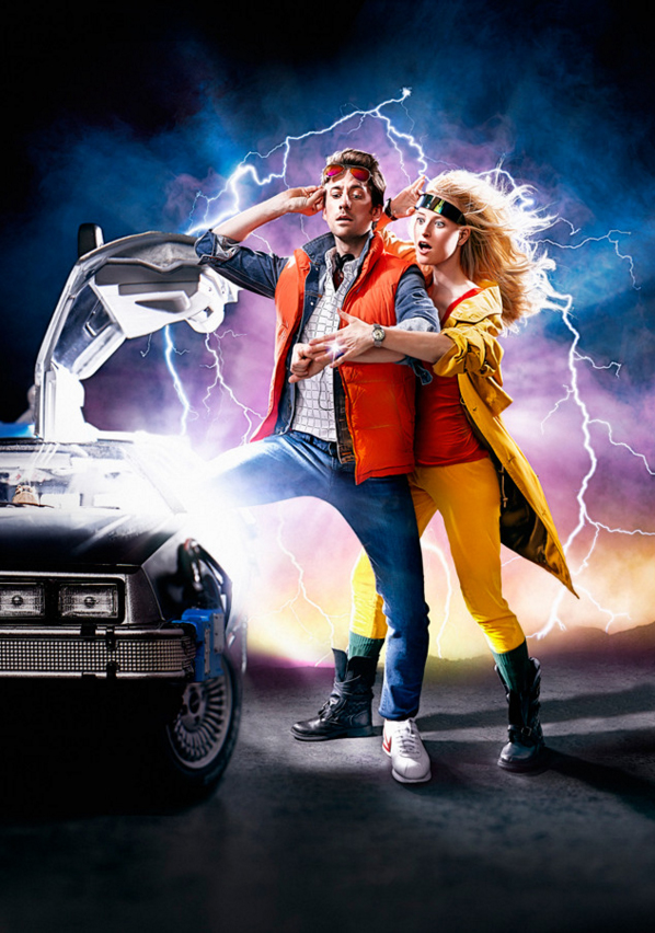Happy Back to the Future Day! 15 Ideas for Your BTTF ...