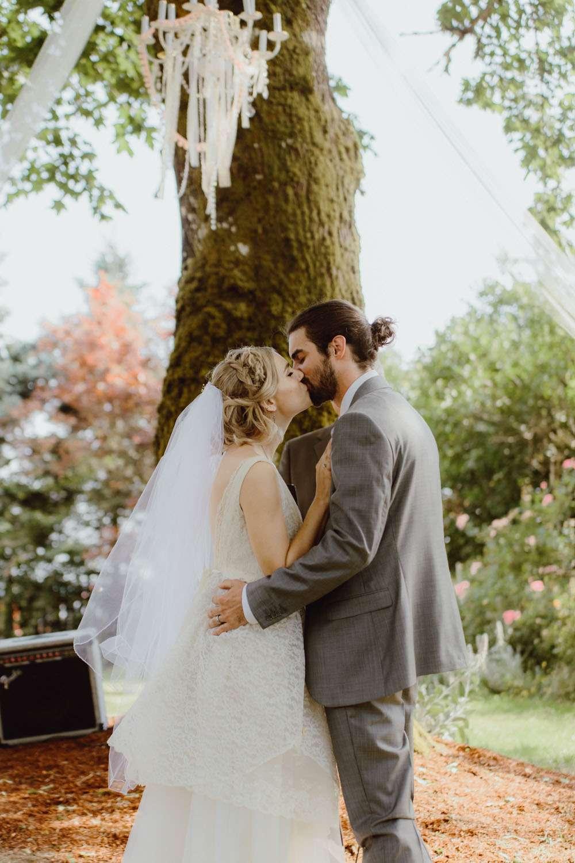 Whimsical Wedding Photography: Insanely Beautiful Whimsical Garden Wedding · Rock N Roll